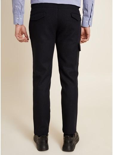 Bisse BPNS19K19501 Slim Fit 4 Cep Spor Pantolon Lacivert